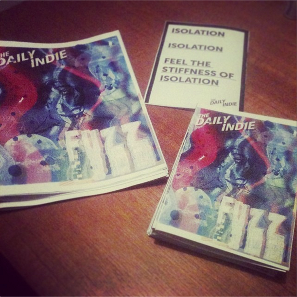 the daily indie zine
