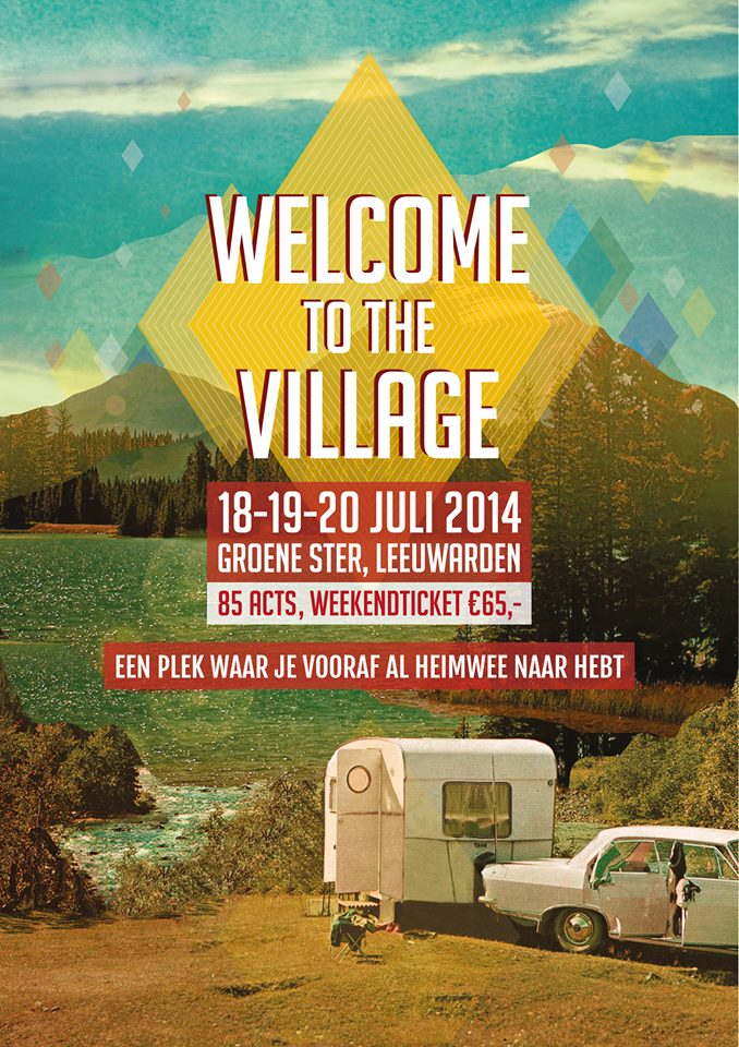 welcome to the village leeuwarden festival