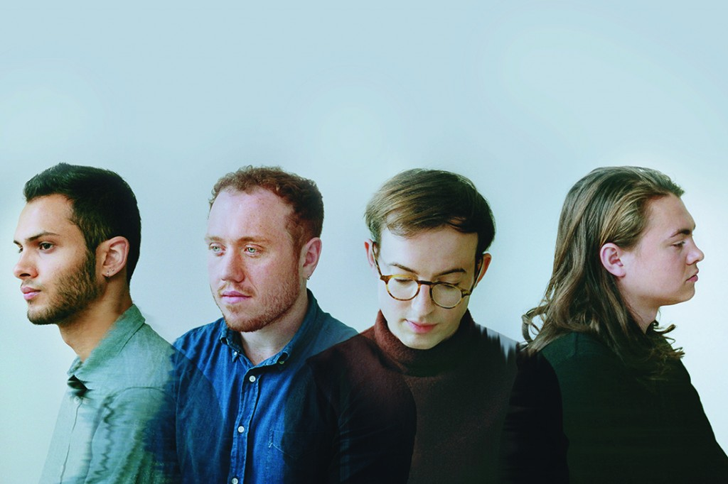 bombay bicycle club band press
