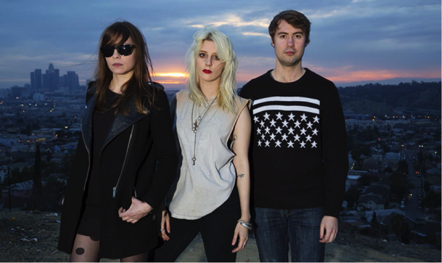 White Lung band